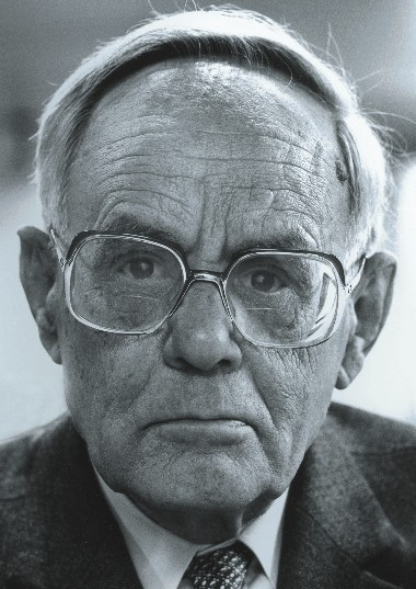 Karl Rahner, SJ (Photo credit: Walter Schels, Hamburg)